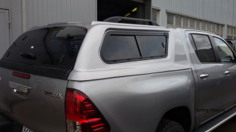 Кунг 3 Serios Fulloption Toyota Hilux 2015, 2016, 2017, 2018, 2019, 2020 годов
